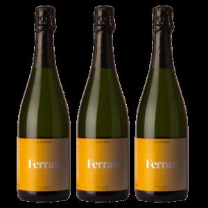 Pack 3 Cava Ferran